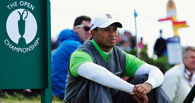 Tiger Woods: Has always relished the Open challenge