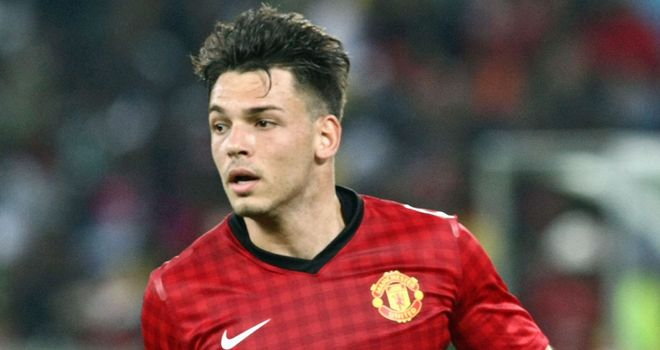 Frederic Veseli: Former Manchester United youngster has joined Ipswich