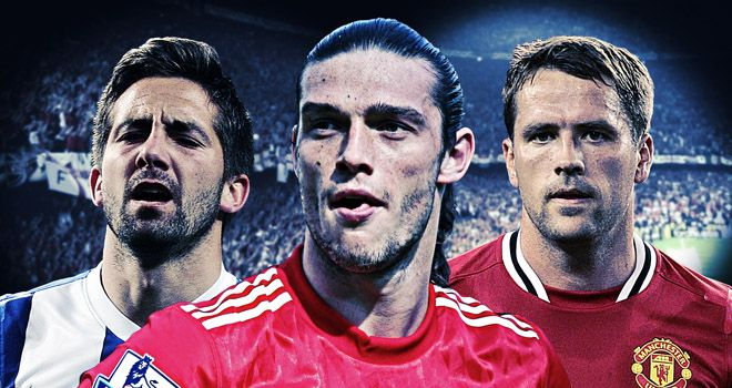 Moutinho, Andy Carroll and Michael Owen all face uncertain summers