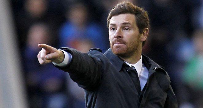 Andre Villas-Boas: Tottenham boss says Lyon draw 'tremendous'