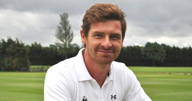 Andre Villas-Boas: Was willing to wait for the right opportunity after Chelsea exit