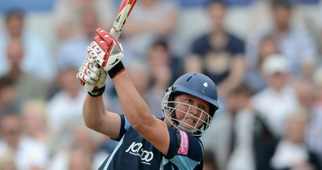 Ballance: Yorkshire tyro could extend his lead on T20 Finals Day