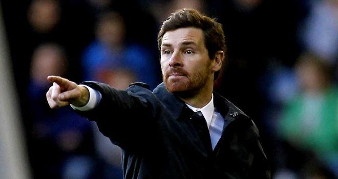Andre Villas-Boas: Excited about the challenge ahead at Tottenham