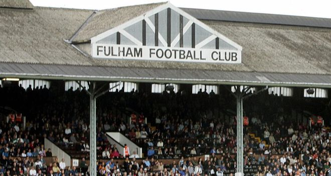 Craven Cottage: New owner in Jacksonville Jaguars chief Shahid Khan