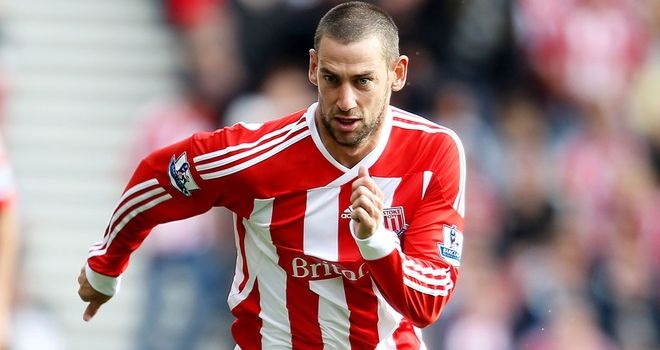 Rory Delap: Stoke midfielder has joined Barnsley