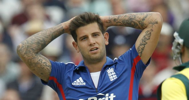 Jade Dernbach: Surrey bowler claimed 0-59 in England's win over Australia at The Oval
