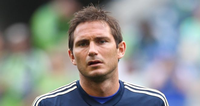 Frank Lampard: Believes the young players have changed the atmosphere at Chelsea this season