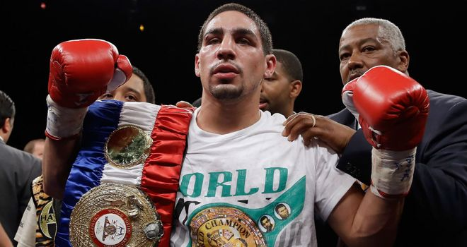 Danny Garcia: Victory over Lucas Matthysse would prove many wrong