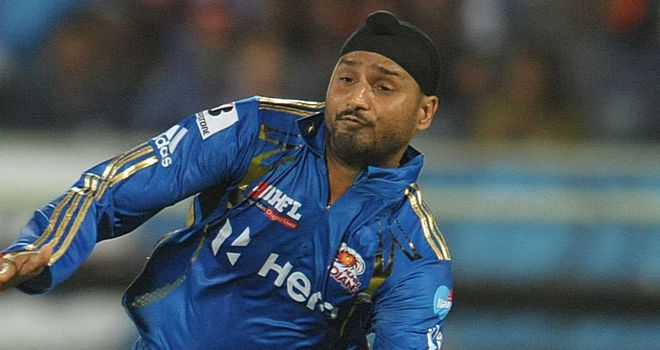 Harbhajan Singh: has previously played county cricket with Surrey