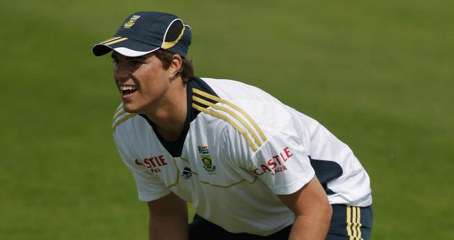 Marchant de Lange: South Africa fast bowler diagnosed with stress fracture in lower back
