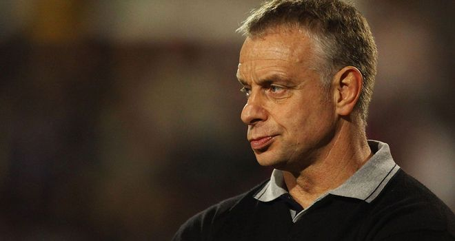 Brian Noble: Castleford game was his first in charge of Salford