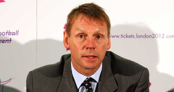 Stuart Pearce: Team GB boss has named his 18-man squad for London 2012