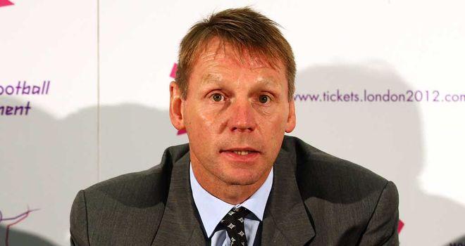 Stuart Pearce: Team GB boss has named his 18-man squad for London 2012