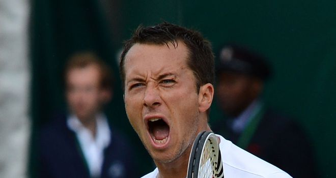 Philipp Kohlschreiber: Second final appearance of the season