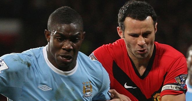 Manchester rivals Micah Richards and Ryan Giggs are united in their goal of beating UAE for Team GB