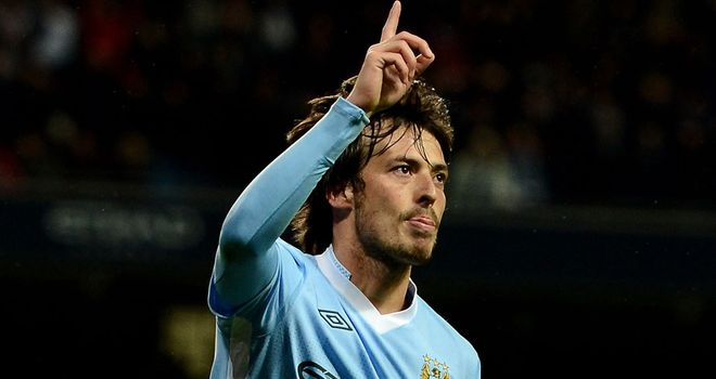 David Silva: Expects to pen new deal at City in near future