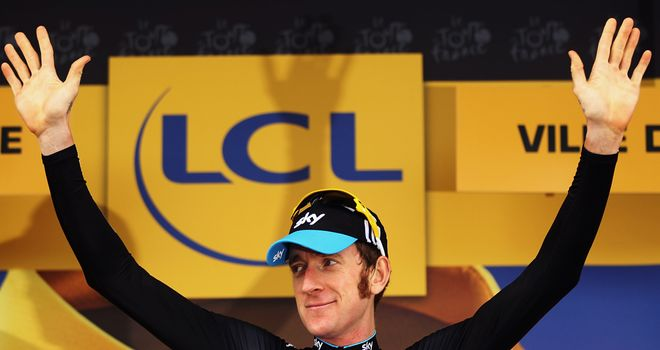 Bradley Wiggins: Looking to virtually assure himself of Tour de France victory on Saturday