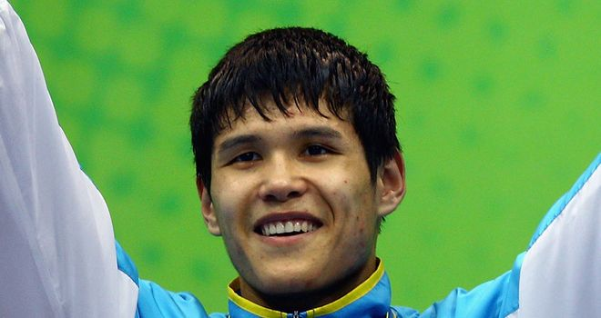 Daniyar Yeleussinov: Beat American Jamel Herring in the Olympic boxing