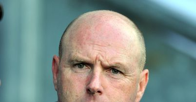 Steve Kean: Had not seen his new signings in action before they arrived at Rovers