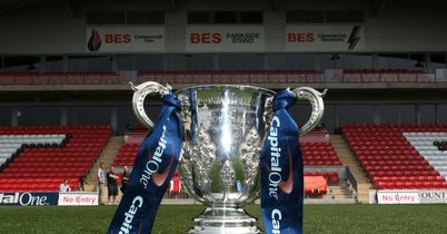 League Cup: Second round draw made