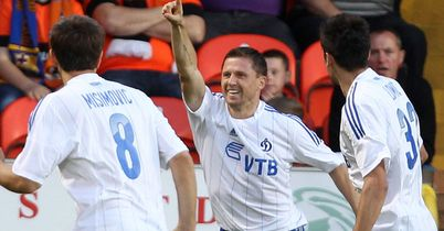 Igor Semshov: On target for Dinamo Moscow