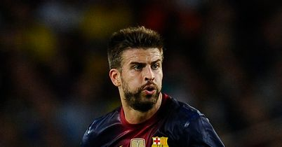Gerard Pique: Says the youth system has helped Barcelona compete with Real Madrid