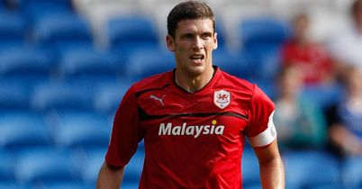 Hudson: On target in Cardiff win