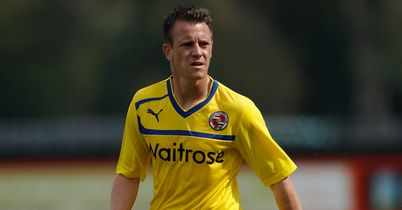 Nicky Shorey: One of the trialists brought on at half time