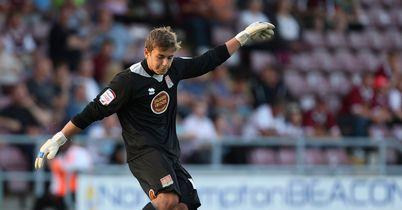 Dean Snedker: Loaned to non-league Brackley Town