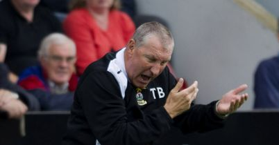 Terry Butcher: Disappointed with draw