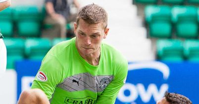 Ben Williams: Hibernian goalkeeper believes he is still improving