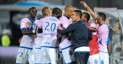 Evian: Celebrate taking the lead