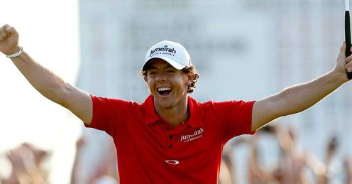 McIlroy storms to second major