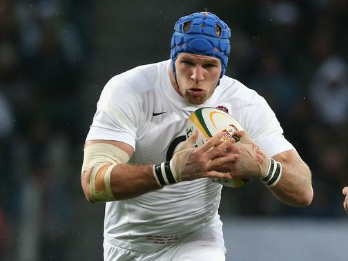 James Haskell: Part of England&#39;s new approach