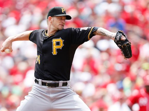 AJ Burnett: Inspired the Pirates