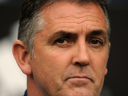Owen Coyle: Heading back to Turf Moor?