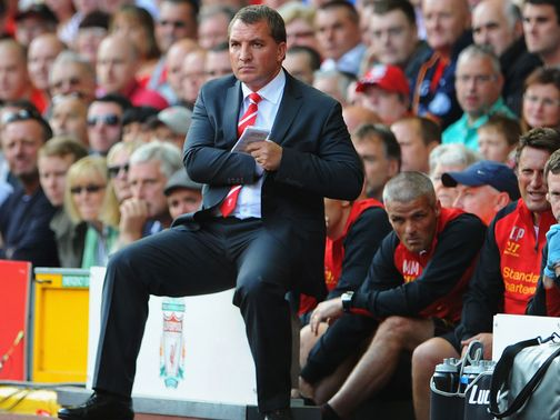 Brendan Rodgers: Couldn't boost his squad