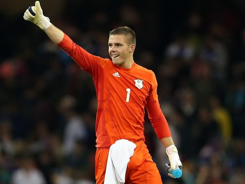 Jack Butland: Backed by Ben Foster
