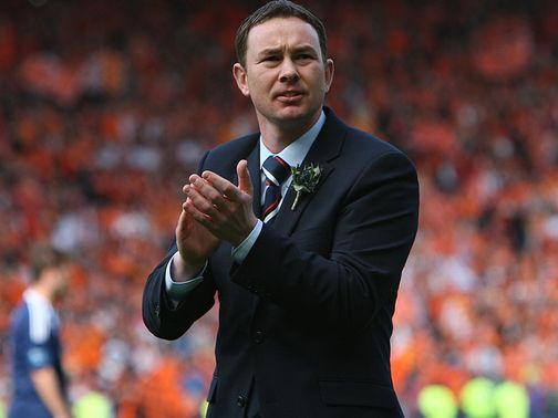 Derek Adams: Ready for Inverness clash