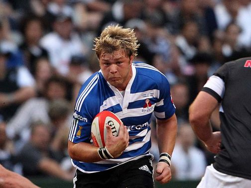 Duane Vermeulen: Will make his South Africa debut on Saturday