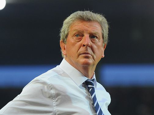 Roy Hodgson: Hails Frank Lampard and Michael Carrick