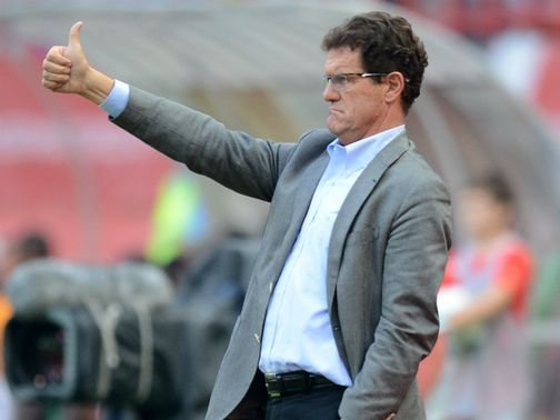 Fabio Capello: Silent over England exit