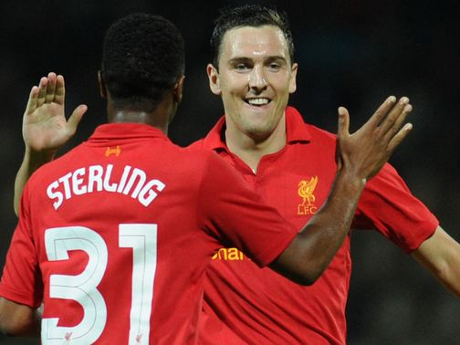 Stewart Downing: Warned by Brendan Rodgers