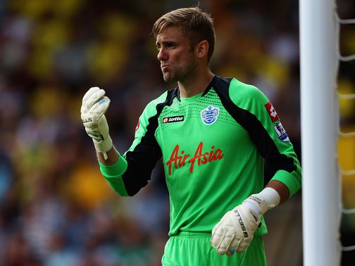 Rob Green: Set to lose his place to Julio Cesar