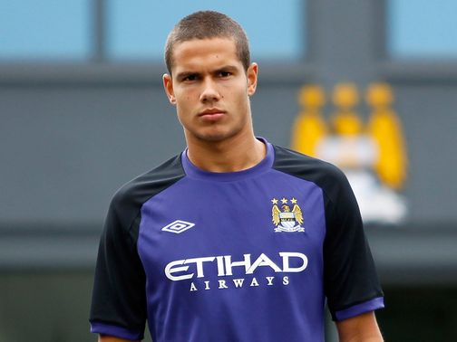 Jack Rodwell: Joined Manchester City