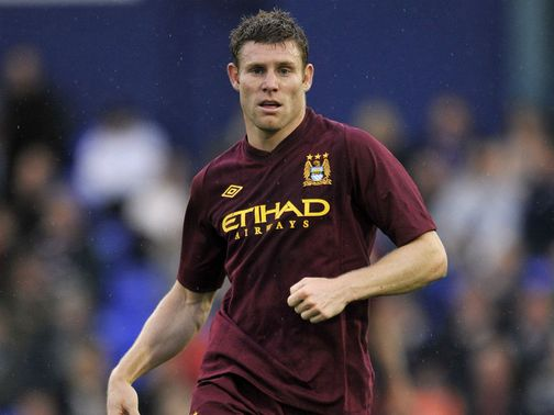James Milner: Ready to get started again