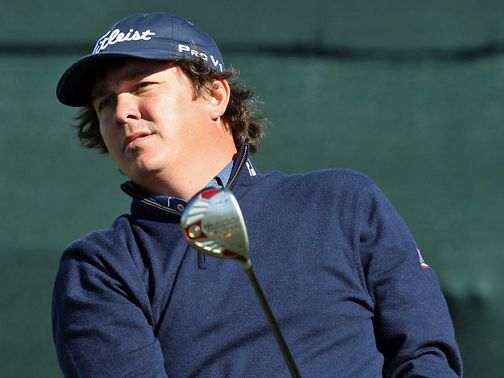 Jason Dufner: The man to beat in Perth