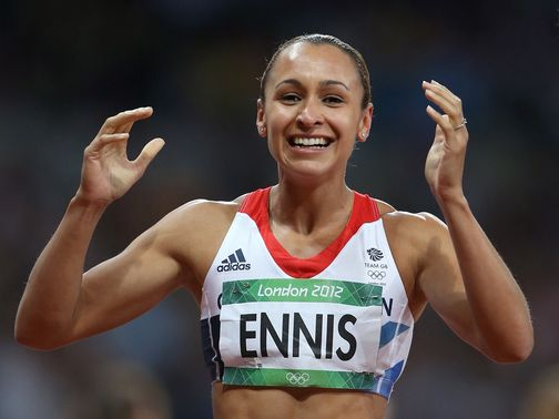 Jess Ennis: Ready for a break