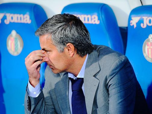Mourinho: Enjoys club football too much