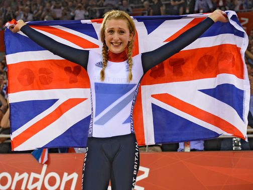 Laura Trott: Looking for more success